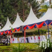 High Peak Tents Chairs Tables And Decor For Hire | Party, Catering & Event Services for sale in Nairobi, Parklands/Highridge