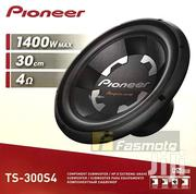 Pioneer 12 Inch Car Subwoofer - Ts-300s4 1400w | Vehicle Parts & Accessories for sale in Nairobi, Nairobi Central