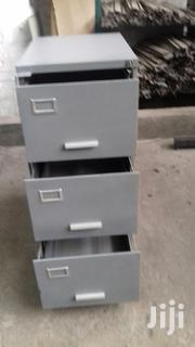 3 - Drawer Filing Cabinet With A Flap Locking Bar | Furniture for sale in Nairobi, Viwandani (Makadara)