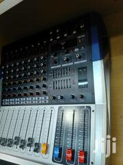 Pro Audio Smart Powered Mixer/ Amplifier 8 Channel | Audio & Music Equipment for sale in Nairobi, Nairobi Central