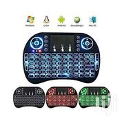 2.4ghz Mini Wireless Keyboard With Touchpad Mouse, LED Backlit | Musical Instruments for sale in Nairobi, Nairobi Central