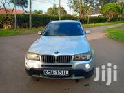 BMW X3 2008 2.5i Silver | Cars for sale in Nairobi, Karen