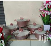 10pcs Nonstick Granite Cookware Set | Kitchen & Dining for sale in Nairobi, Nairobi Central