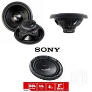 """SONY XS-NW1201 Peak Power 1800 Watts12"""" SUBWOOFER 