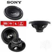 Subwoofer 12 Inch 1800w Sony Single 4 Ohm Voice Coil   Vehicle Parts & Accessories for sale in Nairobi, Nairobi Central