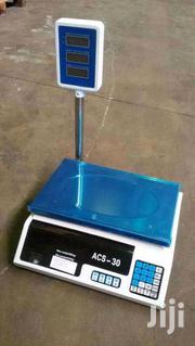 Acs-30kg Weight Scale | Store Equipment for sale in Nairobi, Nairobi Central