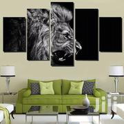 Big Lion 8D Wall Art(Ready To Hang) | Home Accessories for sale in Nairobi, Nairobi Central
