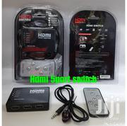 5-port HDMI 1080p Switch/Splitter With Remote + Ir Extension | Networking Products for sale in Nairobi, Nairobi Central