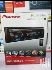 New Bluetooth Car Radio Pioneer MVH-S305BT With USB, FM, AUX | Vehicle Parts & Accessories for sale in Nairobi, Nairobi Central