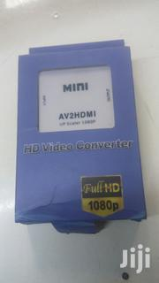 RCA To Hdmi Adapters | Computer Accessories  for sale in Nairobi, Nairobi Central