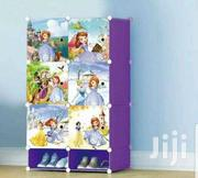 Kids Cartoon Themed Portable Plastic Wardrobe | Children's Furniture for sale in Nairobi, Nairobi Central
