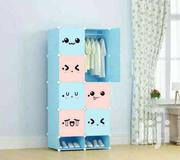 Kids Cartoon Themed Plastic Wardrobe | Children's Furniture for sale in Nairobi, Nairobi Central