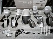 SHURE From Mics, 7 Piece   Musical Instruments for sale in Nairobi, Nairobi Central