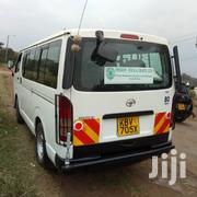 Toyota Hiace 2007 220 White | Buses for sale in Nairobi, Nairobi Central