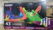 """Vision 43""""Android Curved TV 