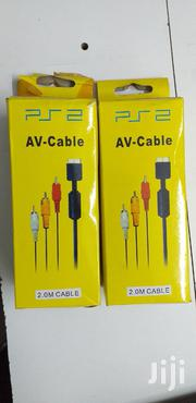 Ps2, Ps3 AV Cable | Video Game Consoles for sale in Nairobi, Nairobi Central
