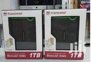 Transcend 1tb External Harddrive | Computer Accessories  for sale in Nairobi, Nairobi Central