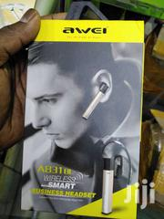 Awei A831BL WIRELESS SMART BUSINESS HEADSET | Accessories for Mobile Phones & Tablets for sale in Nairobi, Nairobi Central