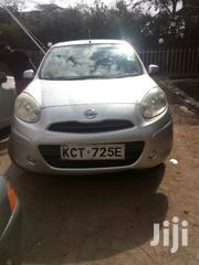 Nissan March 2011 Gray   Cars for sale in Nairobi, Nairobi Central