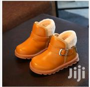 Leather Girls Boots | Children's Shoes for sale in Nairobi, Embakasi