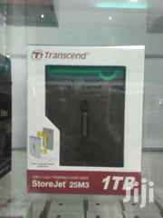 1tb Transcend External Hard Drive | Computer Hardware for sale in Nairobi, Nairobi Central