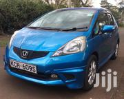 Honda Fit 2011 Blue | Cars for sale in Nairobi, Ngara