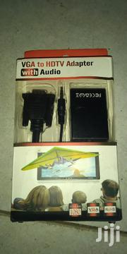 Vga To Hdmi Adapter | Computer Accessories  for sale in Machakos, Syokimau/Mulolongo