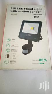 30W Pir LED Flood Light With Motion Sensor | Home Accessories for sale in Nairobi, Nairobi Central