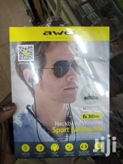 Awei A630BL Sport In-ear Magnetic Adsorption Stereo Wireless Bluetooth | Accessories for Mobile Phones & Tablets for sale in Nairobi, Nairobi Central