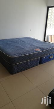 Bed With Spring Mattress | Furniture for sale in Mombasa, Bamburi