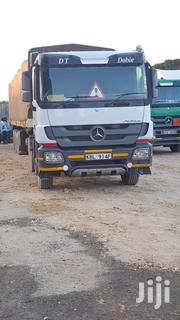 Actros 3340 And Bhachu 2012 White Body Sale | Trucks & Trailers for sale in Mombasa, Changamwe
