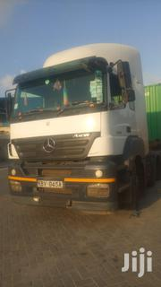 Mercedes-benz 2008 White | Trucks & Trailers for sale in Mombasa, Changamwe
