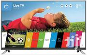 Original LG 43inches Smart Tv Wifi Access With Warranty.We Deliver Too | TV & DVD Equipment for sale in Mombasa, Mji Wa Kale/Makadara