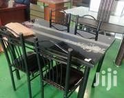 Black And White Dining Set | Furniture for sale in Nairobi, Mowlem