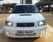 Subaru Forester 2005 White | Cars for sale in Nairobi, Nairobi Central
