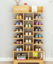 Shoe Rack Desigh | Furniture for sale in Mombasa, Tudor