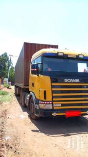 Scania Prime Mover And Trailer Plus 40 Ft Container | Trucks & Trailers for sale in Nairobi, Nairobi West