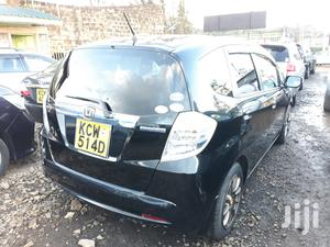 New Honda Fit 2013 Black