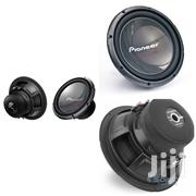 """Pioneer TS-W3003D4 2000watt Peak 12"""" Subwoofers DVC Car Subwoofer 