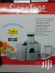 Signature 5 In 1 Food Processor /Blender | Kitchen Appliances for sale in Nairobi, Nairobi Central