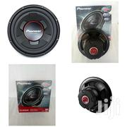 Subwoofer Auto PIONEER TS- W306R (1300W) With Powerful Bass Sound   Vehicle Parts & Accessories for sale in Nairobi, Nairobi Central