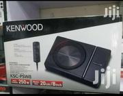 Underseat Kenwood KSC-PSW8 Powered Enclosed Subwoof, New In Shop | Vehicle Parts & Accessories for sale in Nairobi, Nairobi Central