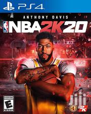Playstation 4 NBA 2K20   Video Game Consoles for sale in Nairobi, Nairobi Central