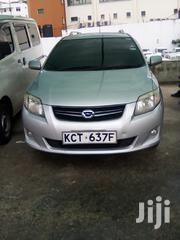 Toyota Fielder 2011 Silver | Cars for sale in Mombasa, Tudor
