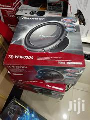 Pioneer Ts-w3003d4 Bass Speaker | Audio & Music Equipment for sale in Nairobi, Nairobi Central