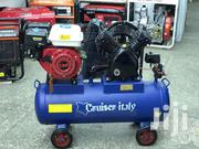 Petrol Air Compressor Machine 100l | Manufacturing Equipment for sale in Nairobi, Karen