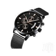 Biden Metallic Grey Water Proof Watch | Watches for sale in Nairobi, Ngara