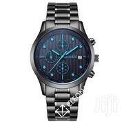 Metallic Grey Water Proof Biden Watch | Watches for sale in Nairobi, Ngara