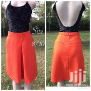Beautiful Orange Skirt | Clothing for sale in Nairobi, Ngando