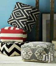 UNIQUE Poufs/Floor Cushions/Puffs/Big Cushions/Big Floor Pillows/Poofs | Home Accessories for sale in Nairobi, Ziwani/Kariokor